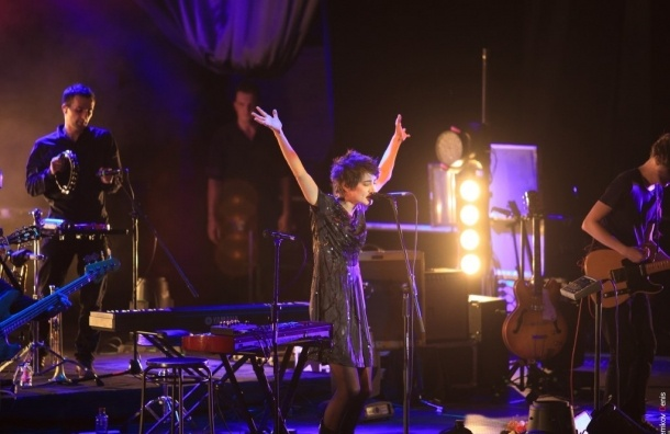 На Земфиру написали заявление из-за концерта 2013 года
