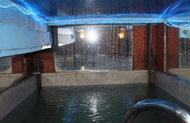 В Колпино сауну закрыли из-за паразитарной угрозы