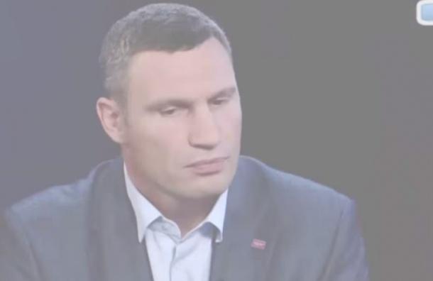 Новое интервью Кличко взорвало интернет