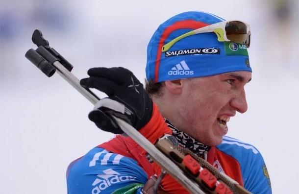 Биатлониста Александра Логинова дисквалифицировали из-за допинга