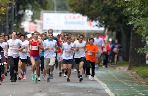 В Петербурге пройдет благотворительный забег в пользу Центра «Антон тут рядом»