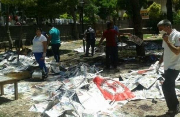 СМИ: Взрыв в Турции устроила 18-летняя террористка-смертница
