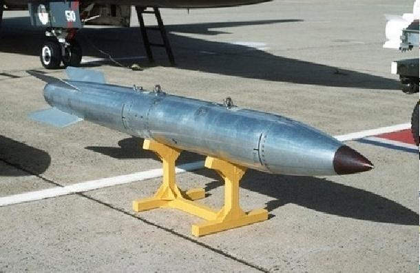 В Америке успешно прошли испытания новой атомной бомбы