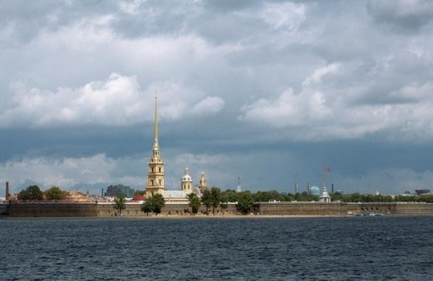 Июль в Петербурге за последние 20 лет стал самым холодным месяцем
