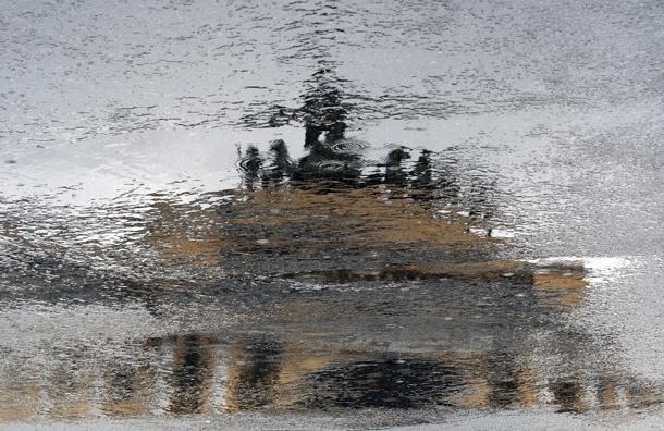 В ближайшее время в Петербурге ожидаются грозы и ливни