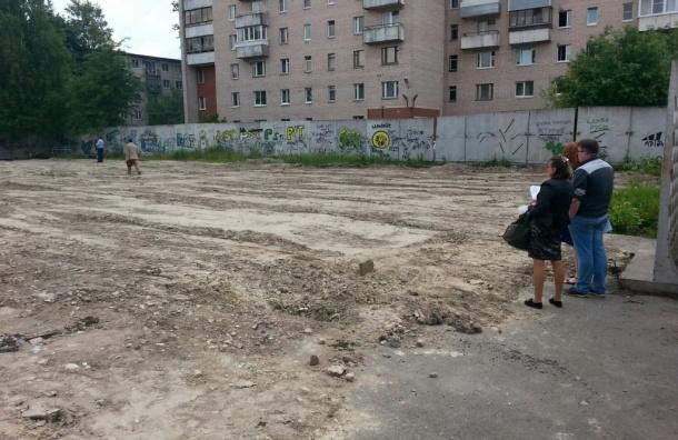 Суд разрешил строительство магазина на проспекте Науки, 44