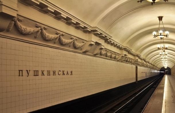 Станцию «Пушкинская» не открыли из-за дополнительной обкатки эскалаторов