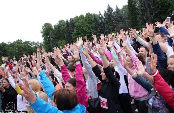 В Северной столице состоялся «Петербургский Благотворительный Марафон»