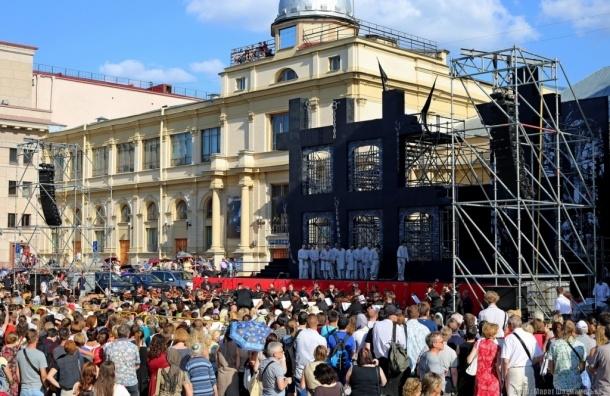 Фестиваль «Опера - всем!» вновь пройдет в Петербурге