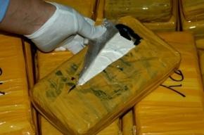 В Петербурге сотрудники таможни нашли 6 кг кокаина из Эквадора