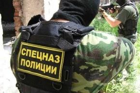 В Красном Селе спецназ штурмовал квартиру наркодилера