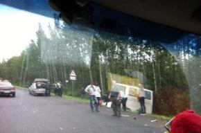 В аварии на трассе «Кола» пострадали 7 человек