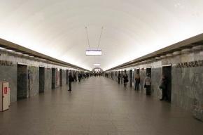 В вестибюле станции «Московская» скончался пассажир