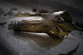 В Петербурге мужчина вскрыл себе вены из-за отсутствия ночлега