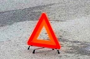В аварии в Петербурге пострадал годовалый ребенок
