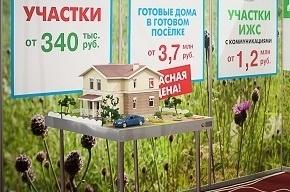 Недвижимость в Ленобласти выбирают треть покупателей
