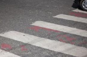 В Невском районе водитель BMW сбил пожилого мужчину