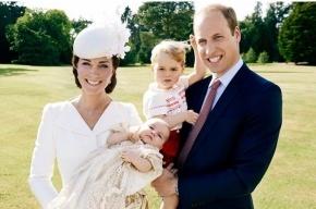 Кейт Миддлтон показала фотографии своей дочери