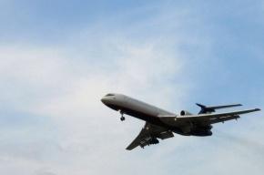 В Минводах экстренно сел самолет, летевший из Симферополя в Петербург