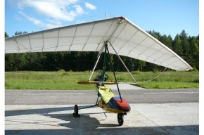 В Ленобласти рухнул мотодельтаплан: пилот погиб