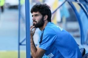Португальский защитник Нету продлил контракт с «Зенитом»