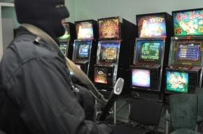 В Красносельском районе в бывшем кафе обнаружили подпольное казино