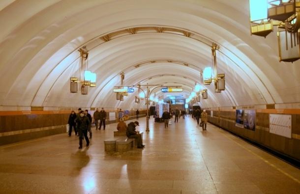 На станции «Лиговский проспект» скончался пассажир