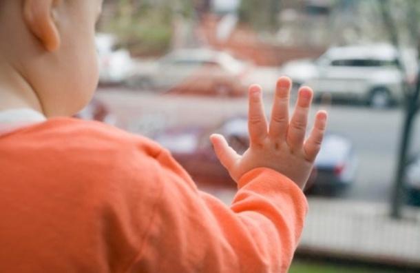 За сутки в Петербурге из окна выпал второй ребенок
