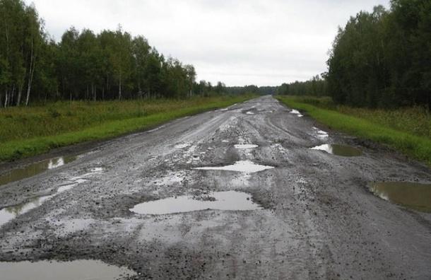 На строительство и ремонт дорог в России выделят 4,5 млрд рублей