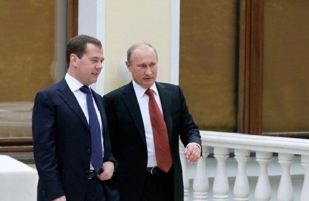 Медведев предложил Путин убрать Минкрыма