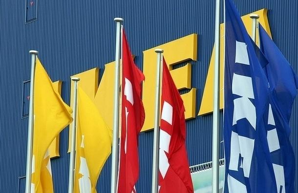 Неизвестный зарезал двух посетителей IKEA