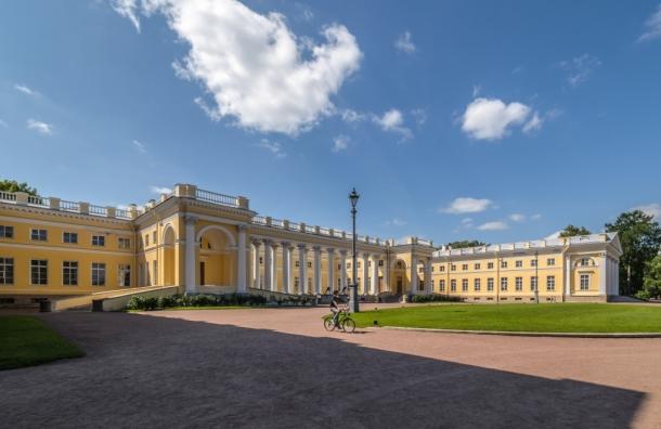 Александровский дворец в Царском селе ждет масштабная реставрация