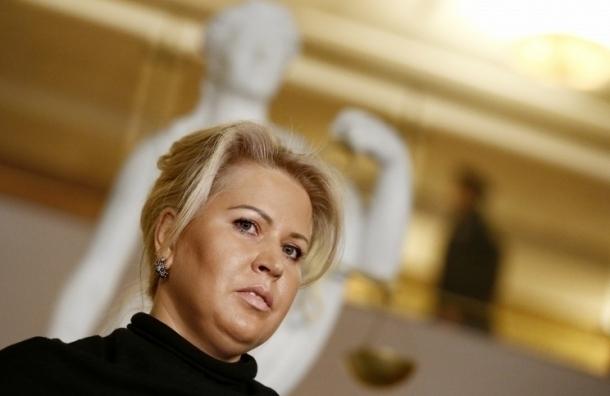Евгения Васильева подала прошение об условно-досрочном освобождении