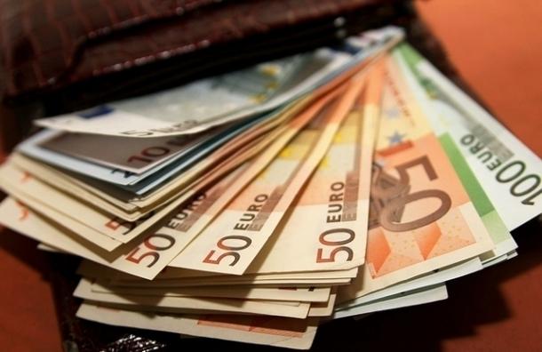 Курс евро перевалил за 70 рублей