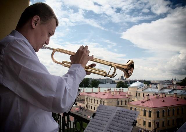 _Воскресные мелодии трубы
