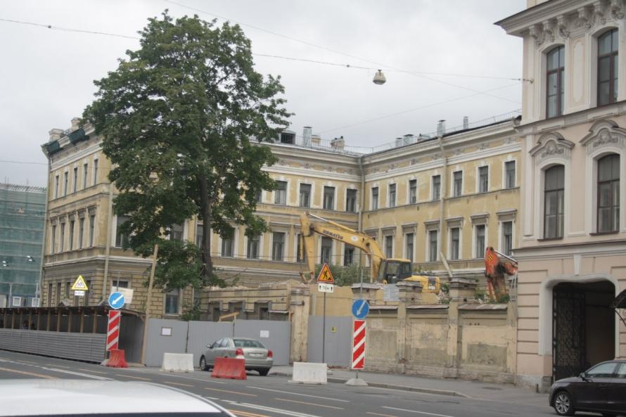 Дом Мордвиновых,фото: Дарья Васильева