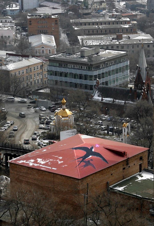 Первая ласточка_Владивосток