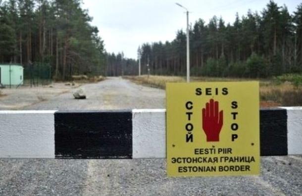 СМИ: Эстония строит двухметровый забор на границе с Россией