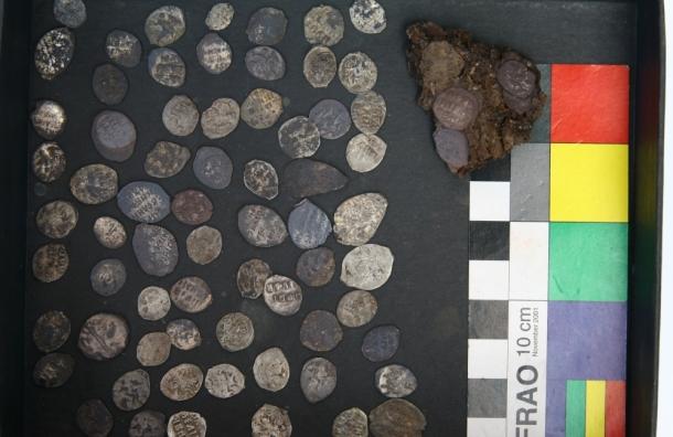 Археологи нашли клад на Старой Ладоге