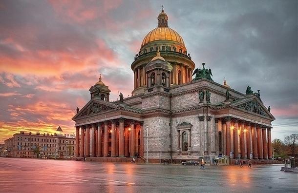 В Петербурге хотят провести референдум о статусе Исаакиевского собора
