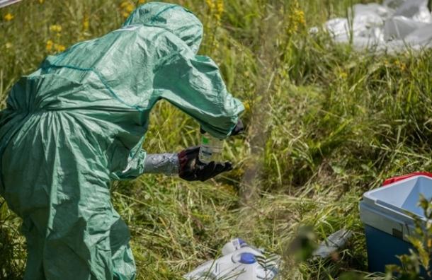 Гринпис обнаружил крайне опасные вещества в сбросах полигона «Красный Бор»