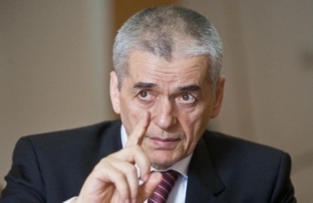 Онищенко: Отказ от иностранных презервативов сделает россиян более разборчивыми