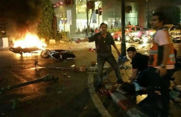 Число жертв взрыва в Бангкоке возросло до 27 человек
