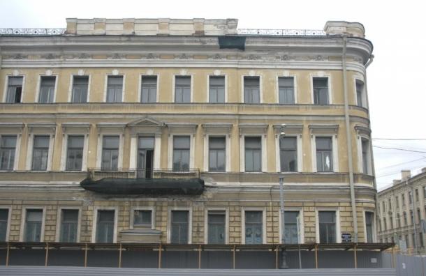 Градозащитники проведут акцию против уничтожения дома Мордвиновых