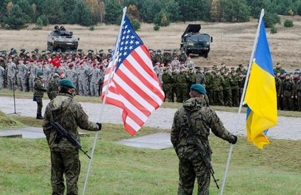 Украина и США начали совместные боевые учения в Чёрном море