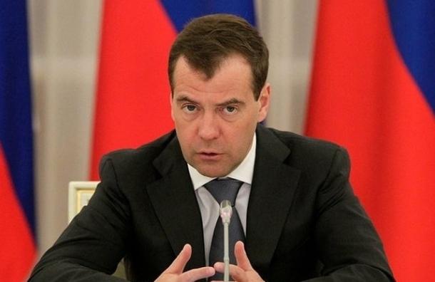 Медведев предложил увеличить список стран, попавших под контрсанкции