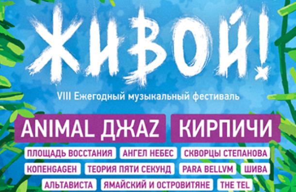 В Московском районе стартует фестиваль «Живой!»