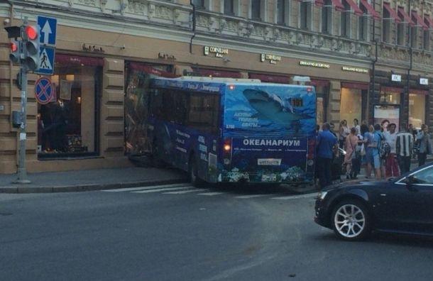 Названа возможная причина страшного ДТП с автобусами в Петербурге