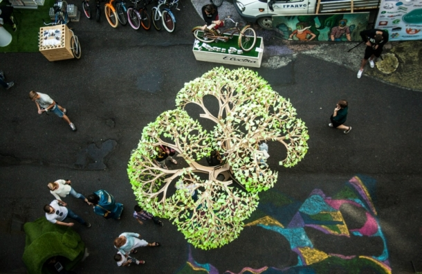 В Петербурге пройдет крупнейший экологический фестиваль «Кислород»
