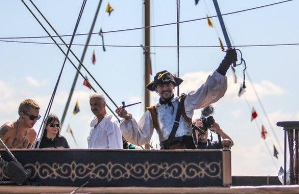 Чем удивит Петербургский международный морской фестиваль